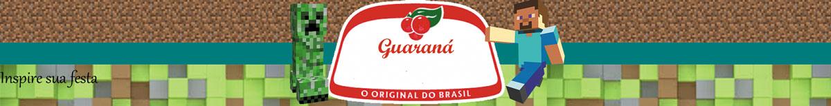 rótulo Guaraná
