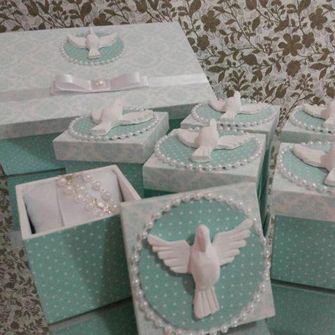 caixinha decorada Espírito Santo