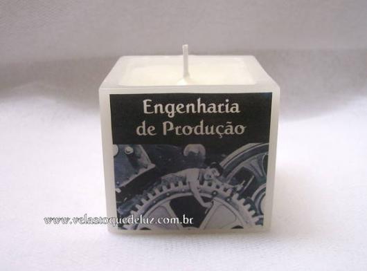 lembrancinha engenharia de produção