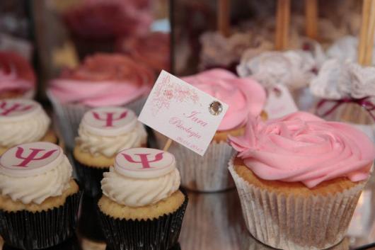 decoração cupcake