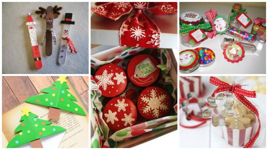73 Lembrancinhas De Natal Como Fazer Em Casa