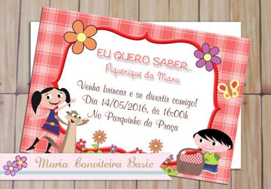 23 Convites Show Da Luna Para Imprimir Como Fazer Em Casa