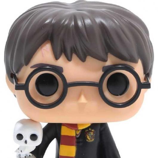 Mini Harry Potter.