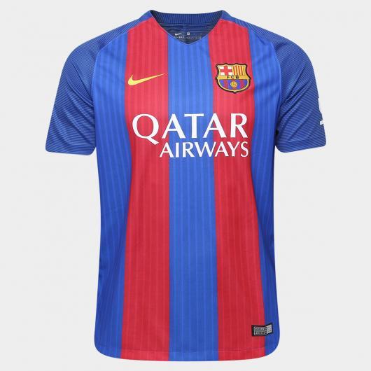 Camiseta do Barcelona.