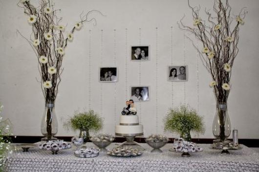 festa decoração simples