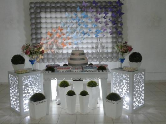painel de bexigas decoração