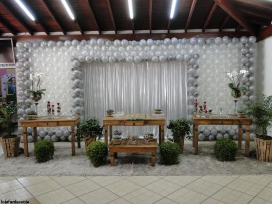 decoração simples e rústica