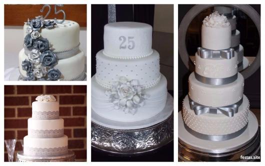 ideias para bolos de andares