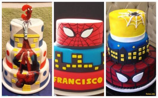 ideias para bolo 3 andares