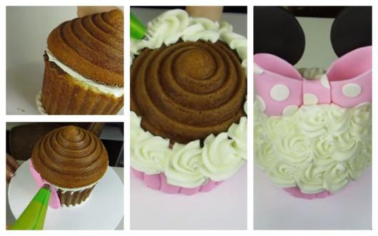 como fazer bolo