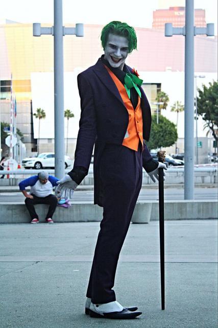 cosplay masculino