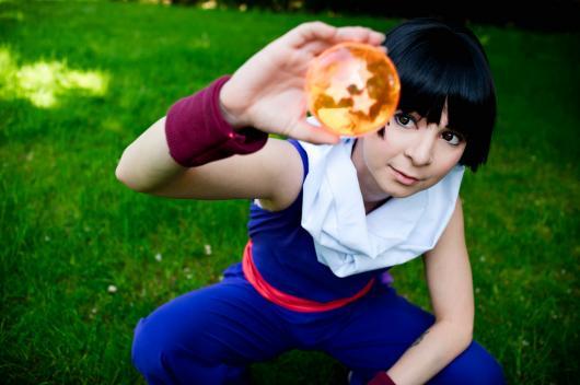 Ideias para Fantasia Dragon Ball