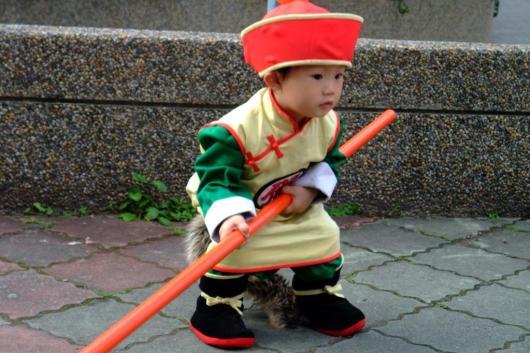Fantasia Dragon Ball para meninos