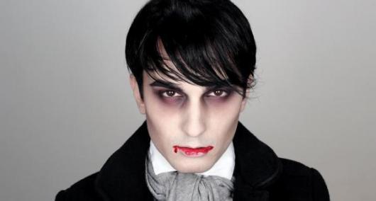 maquiagem vampiro