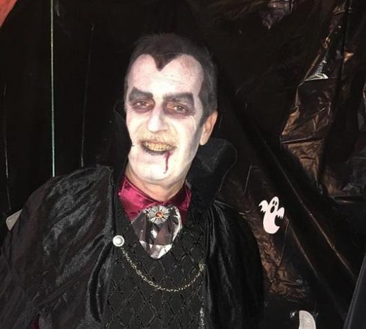 fantasia vampiro masculina