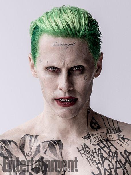 fantasia Joker Esquadrão Suicida