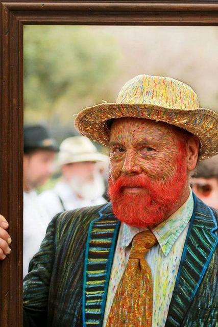 fantasia Van Gogh