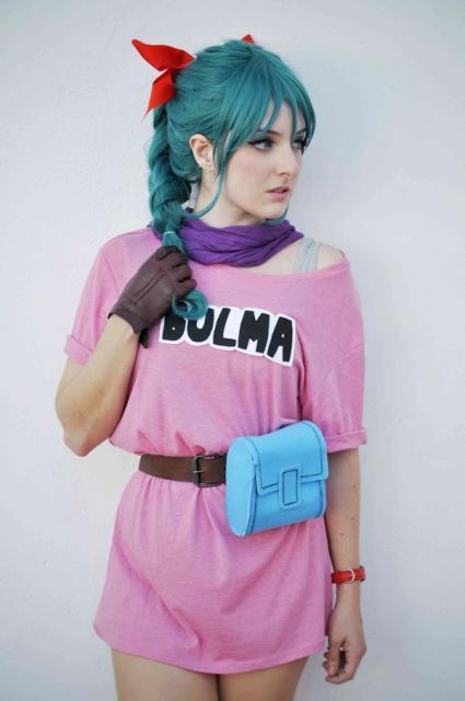 Fantasia Dragon Ball da Bulma