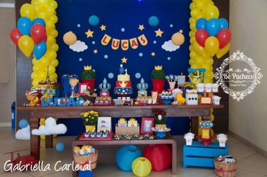 Os 22 melhores temas de festa infantil para voc fazer esse ano festa 1 ano prncipe altavistaventures Gallery