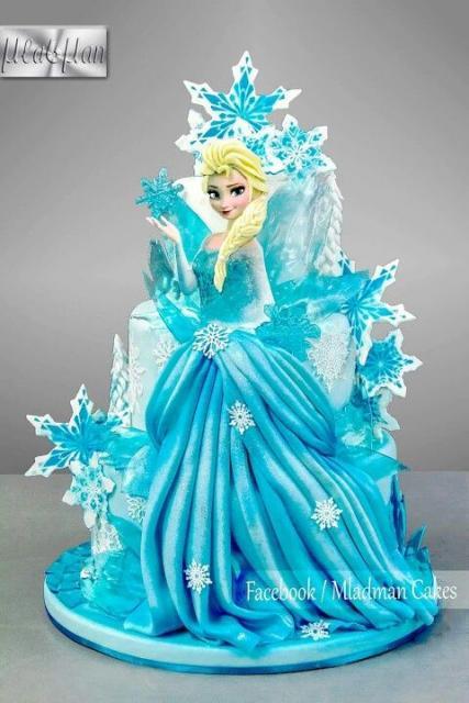 Bolo Fake Frozen Mais De 20 Modelos Amp 3 Passo A Passos