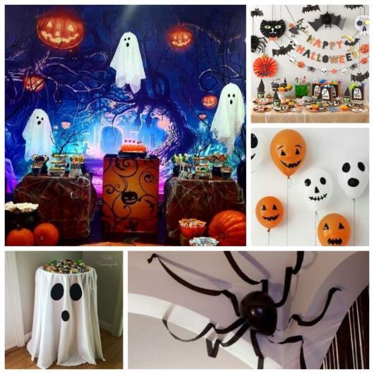 Decoracao De Festa Infantil Tema Halloween.Festa A Fantasia 55 Ideias Criativas Decoracoes Dicas De Fantasias