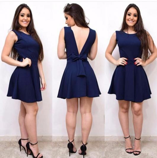 Vestido de Festa Simples – 55 Modelos & Looks Lindos Gastando Pouco!