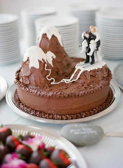 bolo engraçado