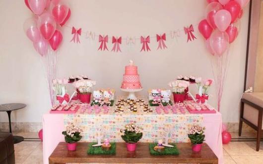 Decoração De Festa Infantil Simples Com Balões 37 Ideias Imperdíveis