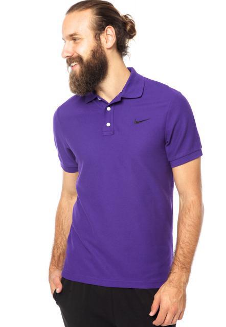 Fantasias anos 60 masculinas polo violeta