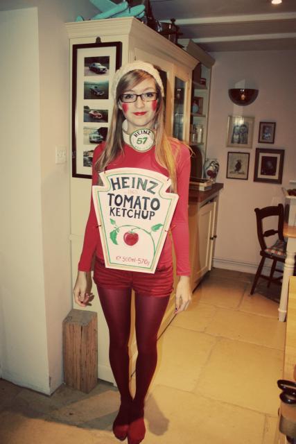 fantasia de ketchup Heiz