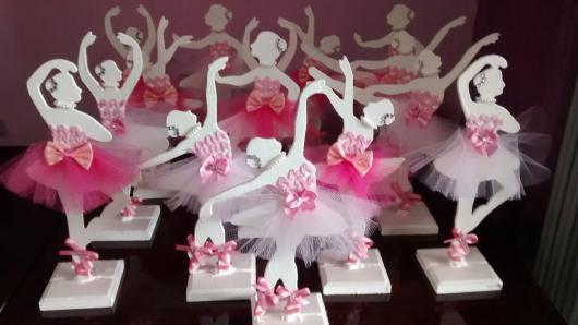 a3a220dbec 40 Lembrancinhas de Bailarina Apaixonantes   Como Fazer em Casa!