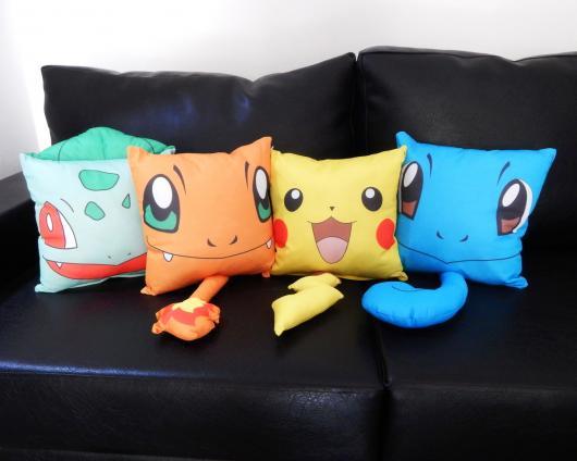almofada do Pokémon