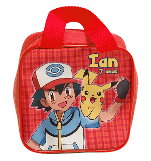 bolsa do Pokémon