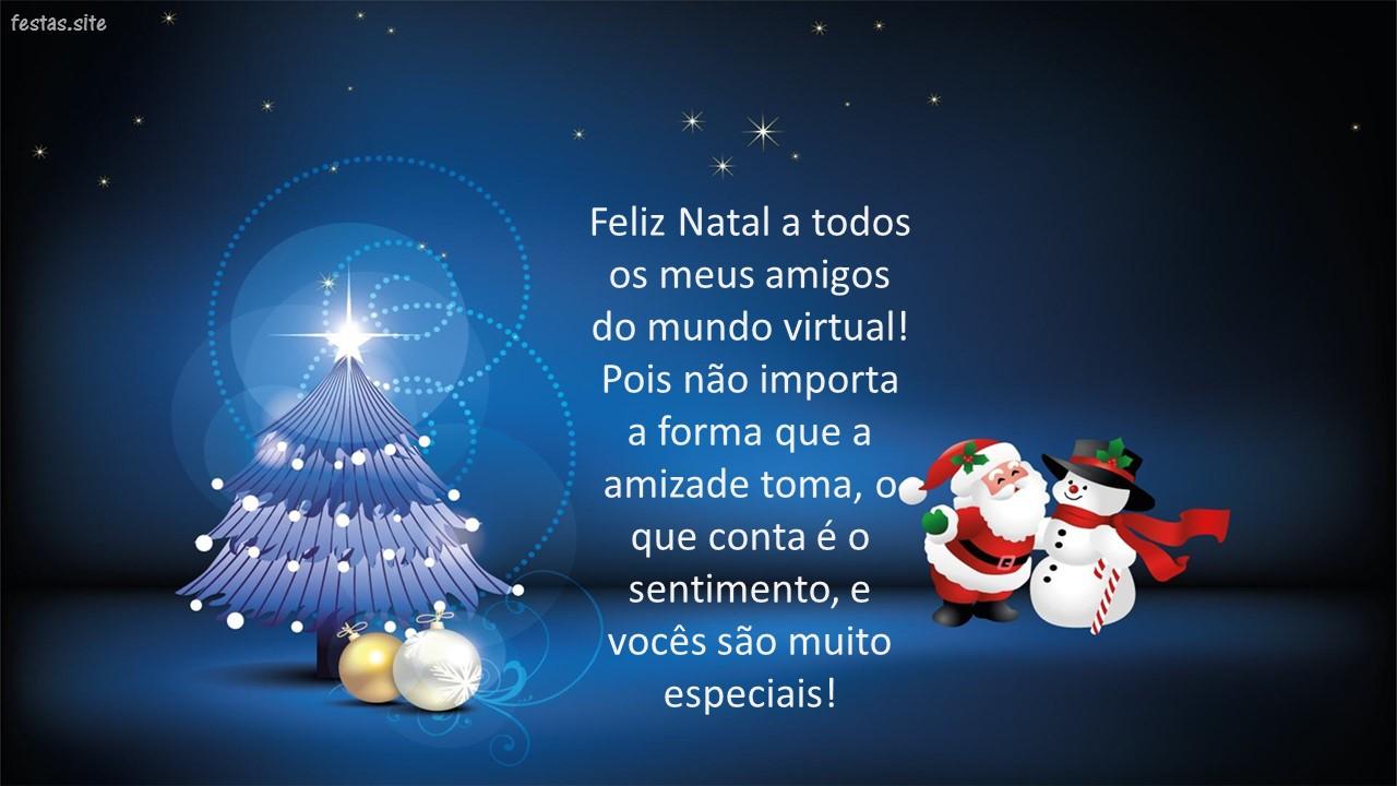 64 Mensagens De Natal Para Amigos Com Textos E Imagens Especiais