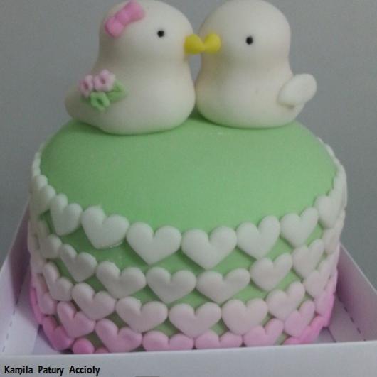 bolo casal