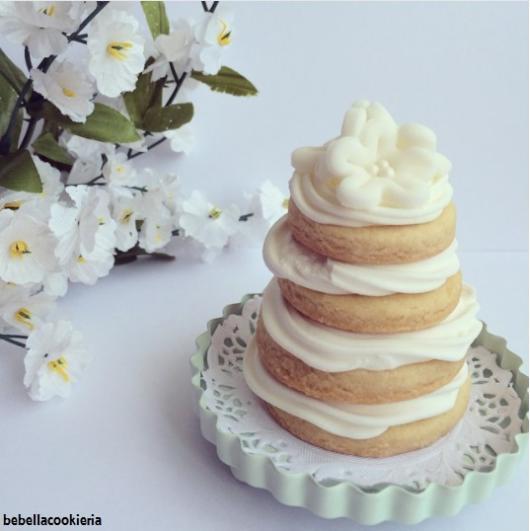 mini bolo naked cake