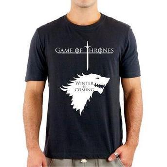 Presentes de natal baratos camiseta de série