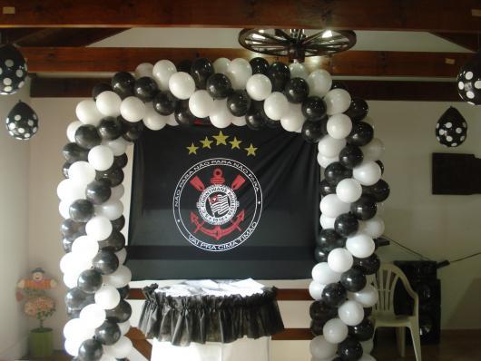Temas para festa de 18 anos masculina Corinthians