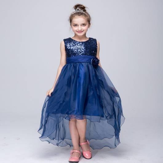 2fb00c61dd0f87 Vestido de Formatura Infantil – 35 Modelos Lindos & Dicas Incríveis!