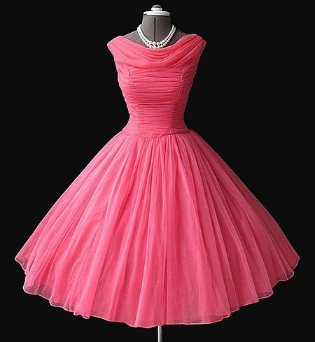 Vestido de formatura infantil rosa longo