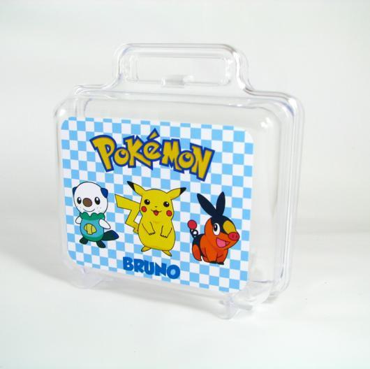 Convites-Pokémon maletinha
