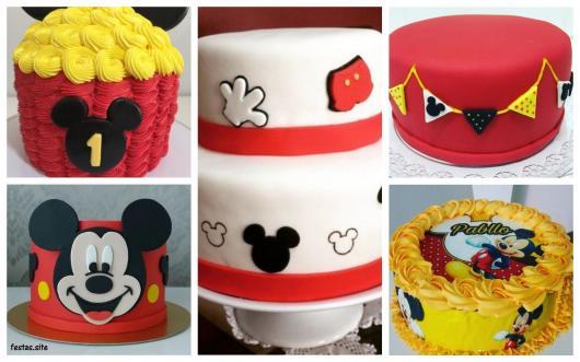 ideias para bolo