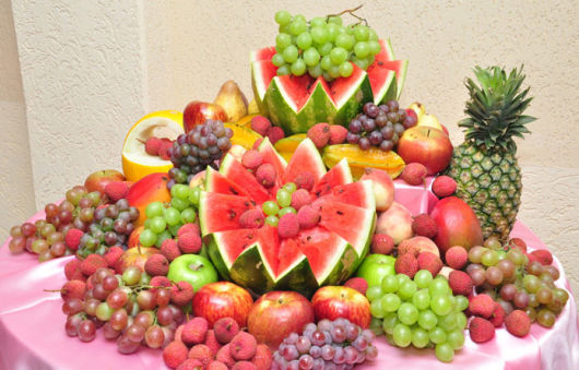 50 Ideias de Decoraç u00e3o de Ano Novo Maravilhosas& Como Fazer os Enfeites em Casa! -> Como Decorar Frutas Para Ano Novo