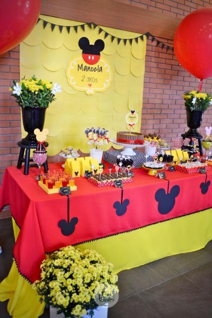 festa emc asa Mickey