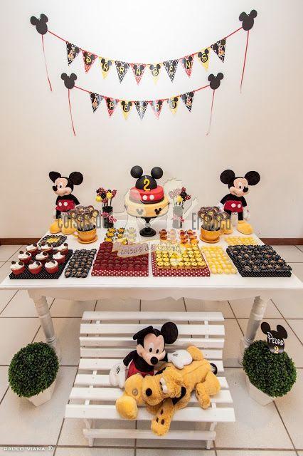 festa provençal Mickey