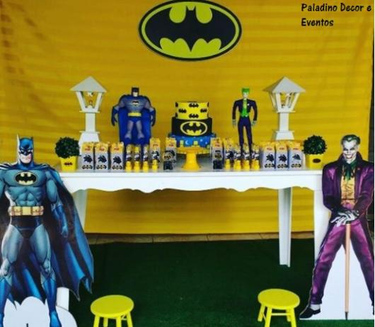 festa provençal Batman