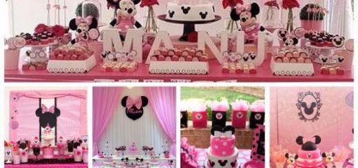festa da minnie rosa dicas incríveis