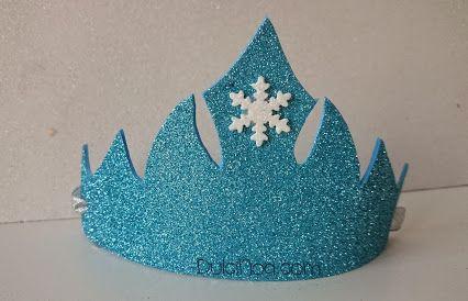 coroa de EVA