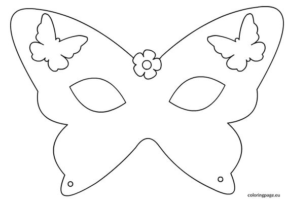 M scaras de carnaval 88 modelos criativos dicas como for Cheetah face mask template