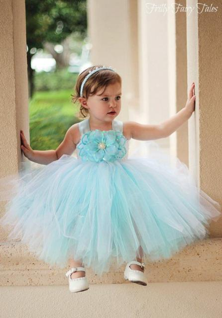 ca5bd7bde Vestido de Festa Infantil – 76 Modelos Lindíssimos & Dicas Inéditas!